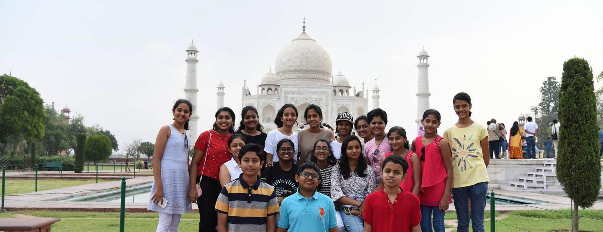 In April 2016, WIMUN journeyed abroad to host our inaugural regional conference in Agra, India.