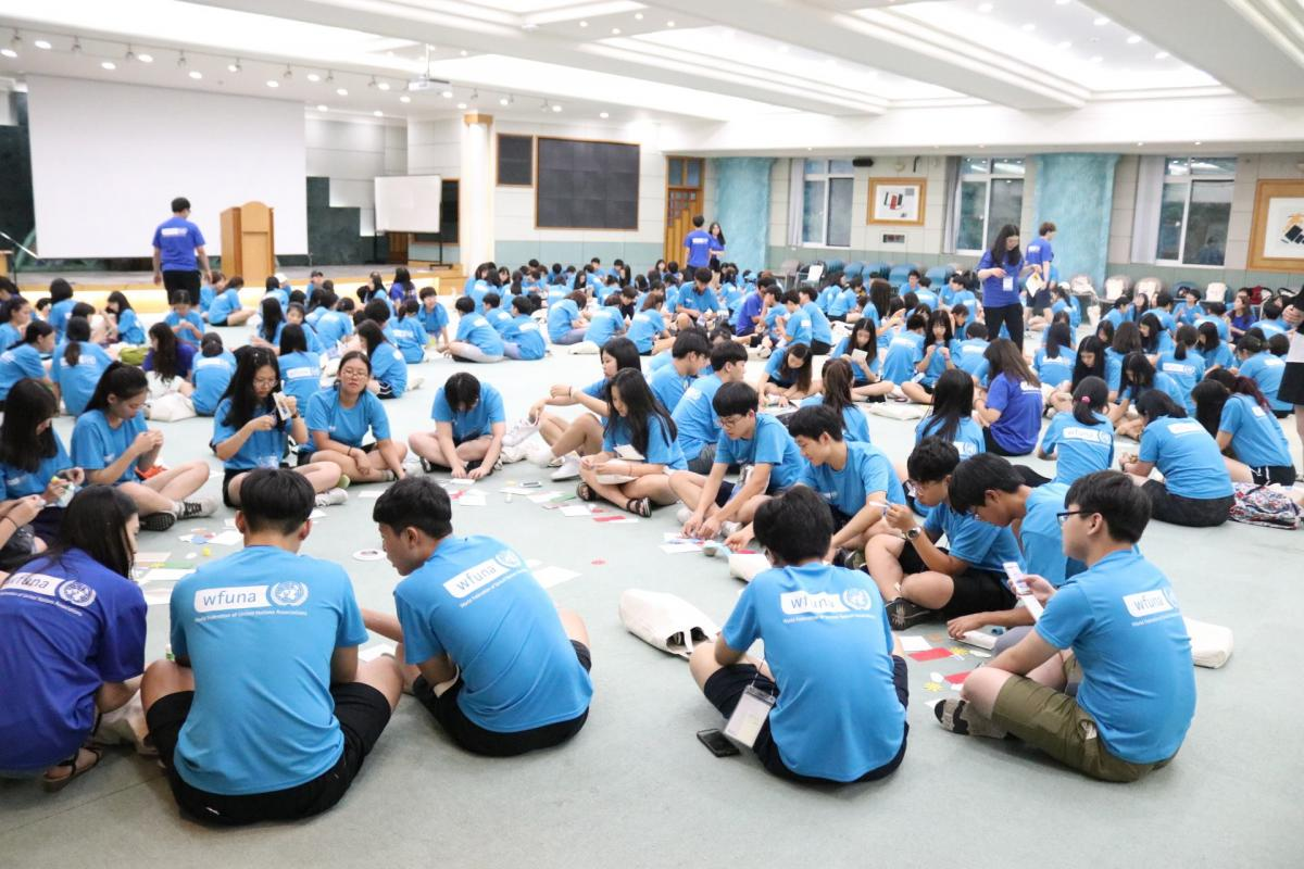 Youth Camp: Korea