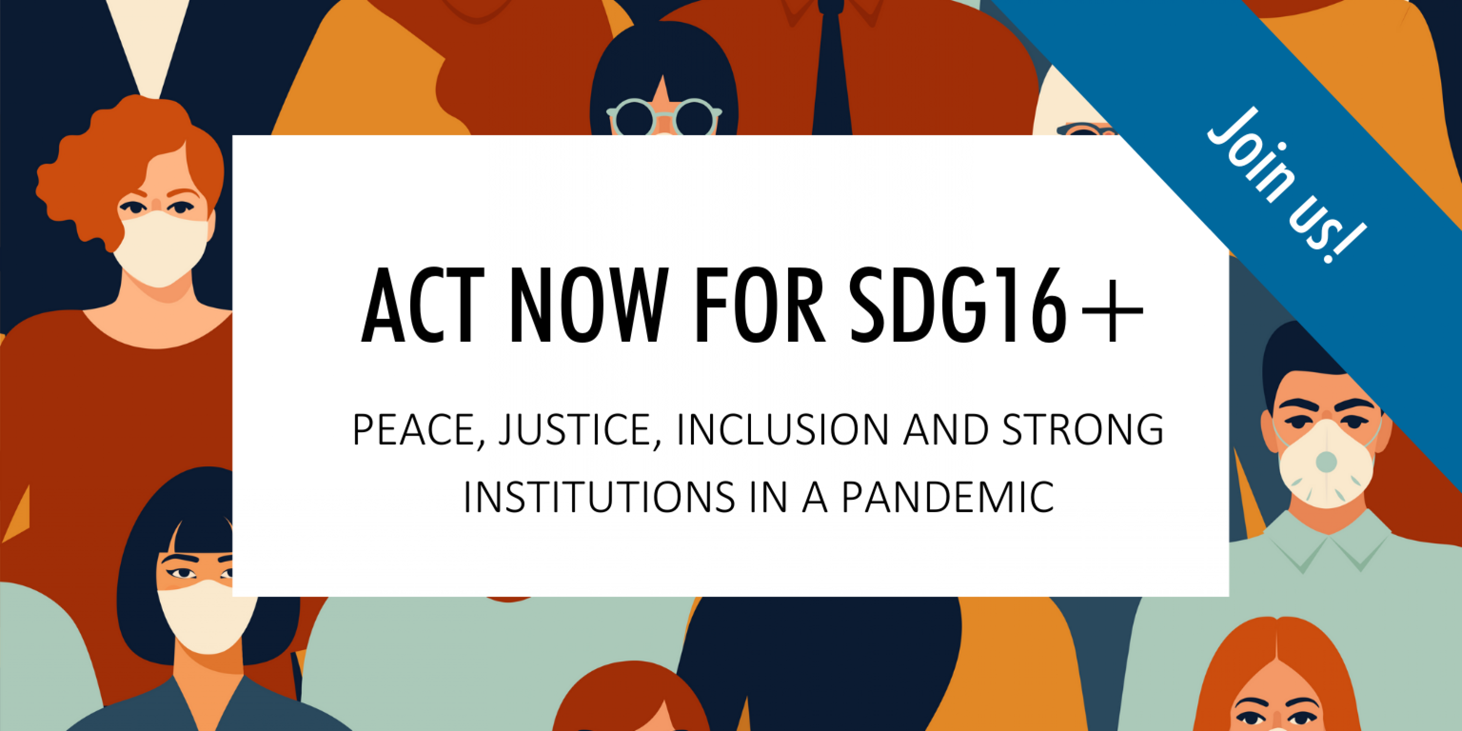 SDG16+ Call to Action