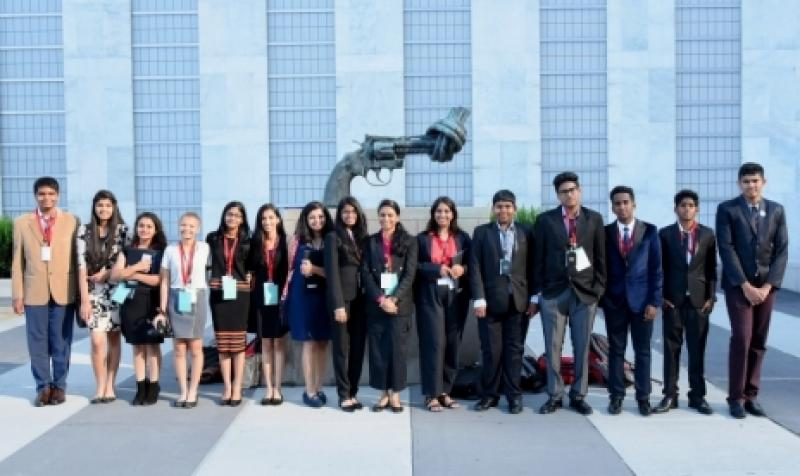 Mission Possible 'Change Agents' from India Visit UN Headquarters