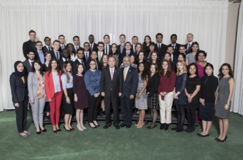 The UN Youth Delegate Programme: An Opportunity for Youth Engagement at the UN