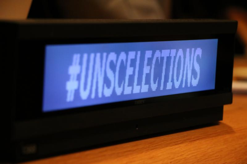 #UNSCElections