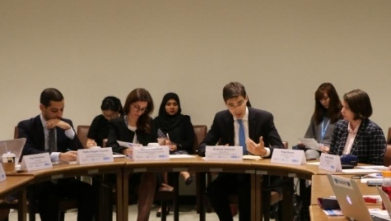 The UN Youth Delegate Programme: An Opportunity for Youth Engagement in the UN
