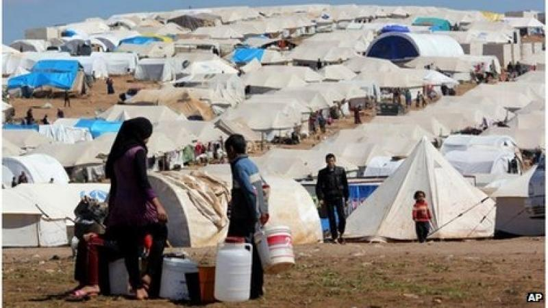 WFUNA Signs Statement Calling for Referral of Syria to ICC