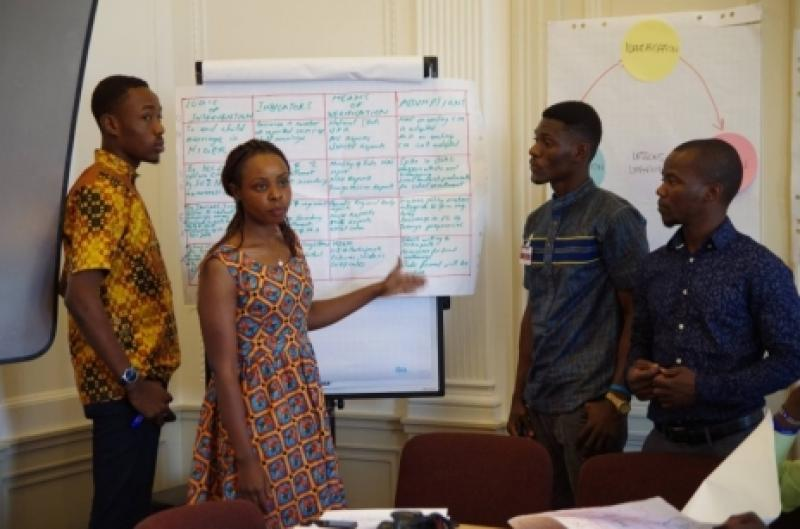 Campaign to Empower Youth Human Rights Leaders