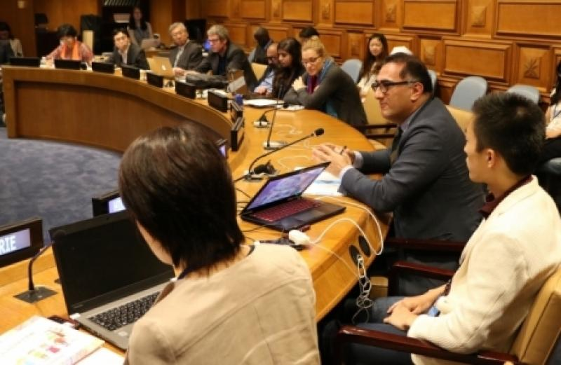 WFUNA at First High-Level Political Forum