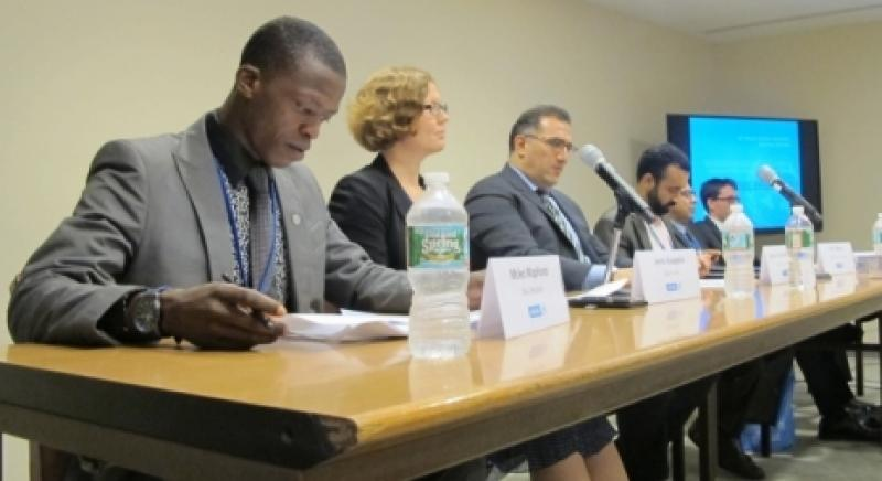 WFUNA Hosts Two Successful Workshops at UN DPI/NGO Conference