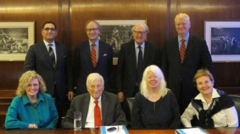 Friends of WFUNA Board of Directors Announces New President and Directors