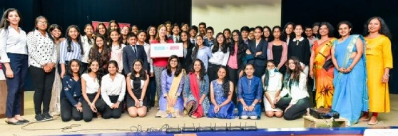 Students and Faculty Advisors Honored in Closing Ceremony of Mission Possible India 2017-18
