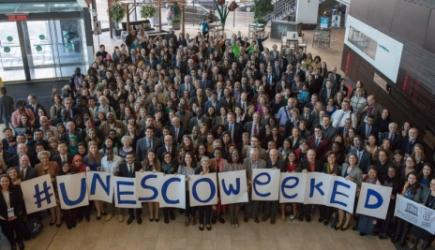 WFUNA Attended UNESCO's Week for Peace and Sustainable Development