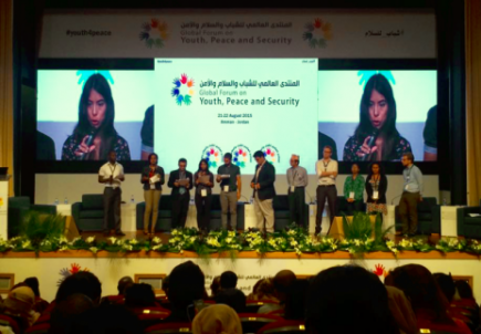 Resolution on the Role of Youth in Peace Building & Violent Extremism