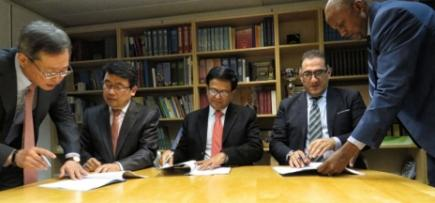 WFUNA Signs Strategic Partnership with UNITAR and Kyung Hee University