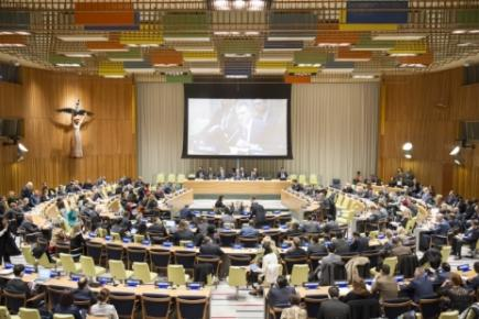 History made as Prospective UN Secretary General candidates participate in Open Hearings