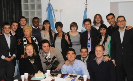 WFUNA Youth Seminar: Buenos Aires