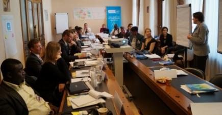 1st Session of Civil Society in Action for Human Rights