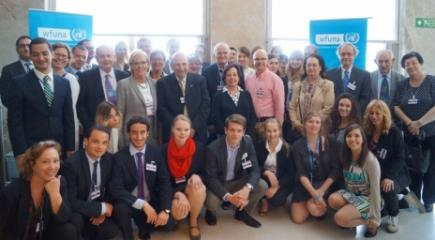European UNAs Meeting, Geneva 2014