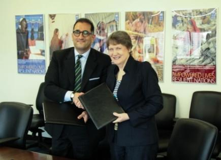 WFUNA Forms Strategic Partnership with UNDP