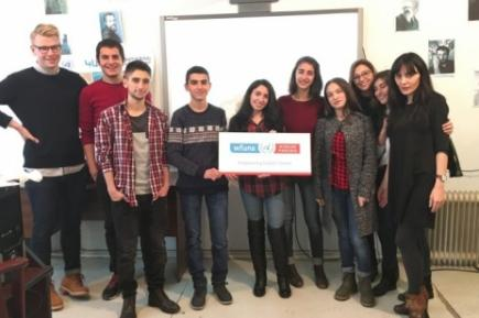 Students Share Projects After First Year of Mission Possible Armenia