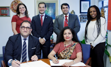 WFUNA Enters Strategic Partnership with UN Women