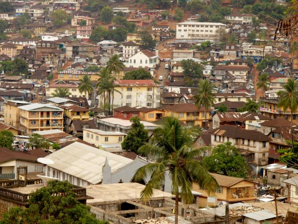 Freetown 2018